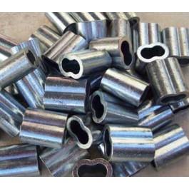 Zipline Cable Ferrule - Zinc Plated
