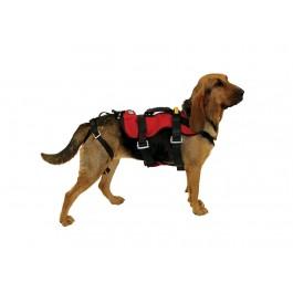 CMC K9 Rappel Dog Harness Side