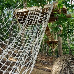 CARGO NETS: Climbing Cargo Nets